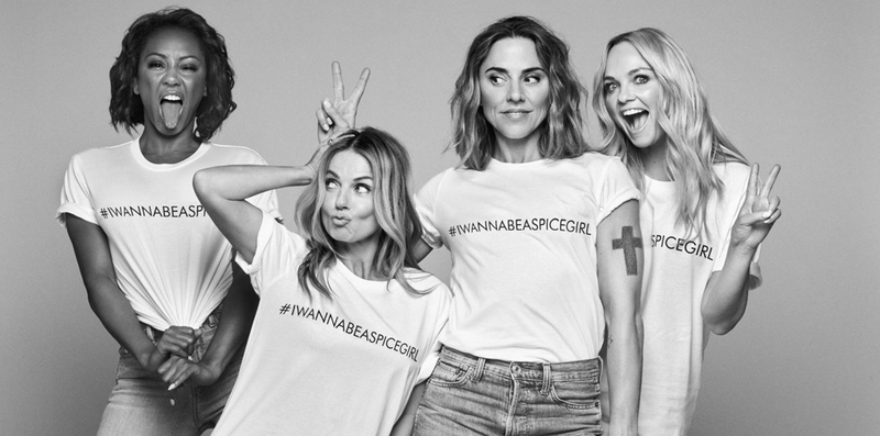 Image crop2 spice girls launch t shirt campaign in support of gender justice for comic relief 01 edited 1