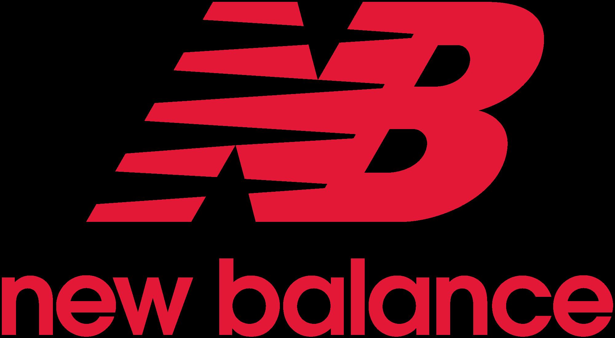 Image new balance logo