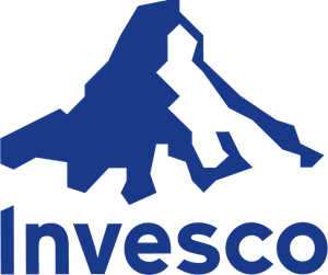 Image invesco logo