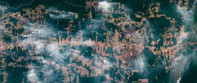 Image brazil fires dreamstime s 157569751