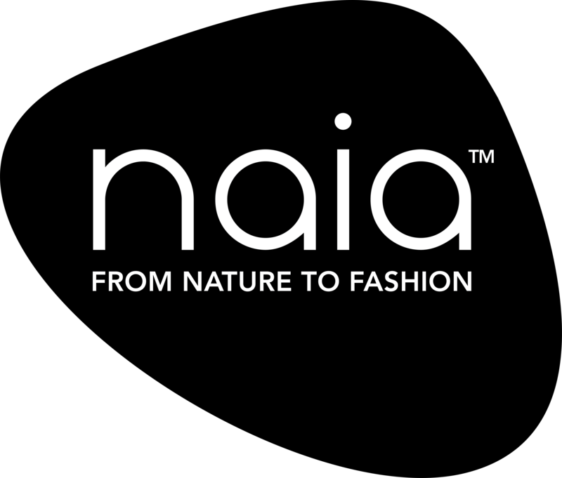 Image logo naia from nature to fashion