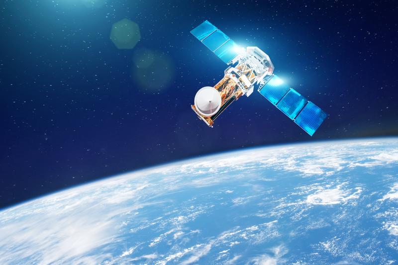 Image satellite dreamstime s 119182249