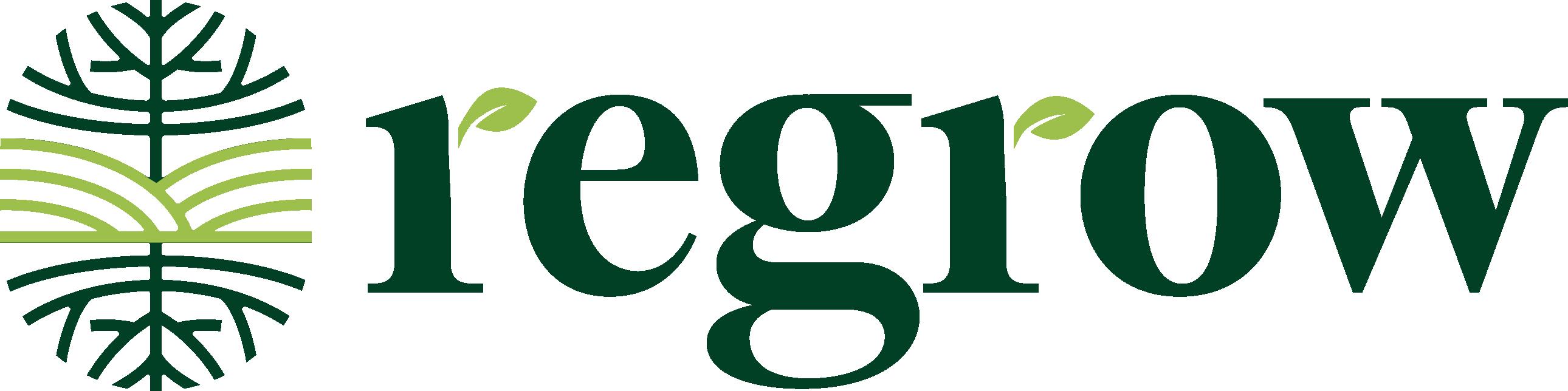 Image regrow logo