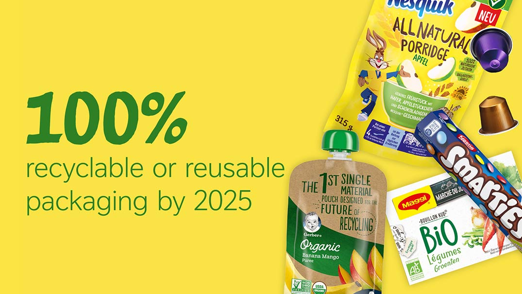 Image recyclable reusable packaging video