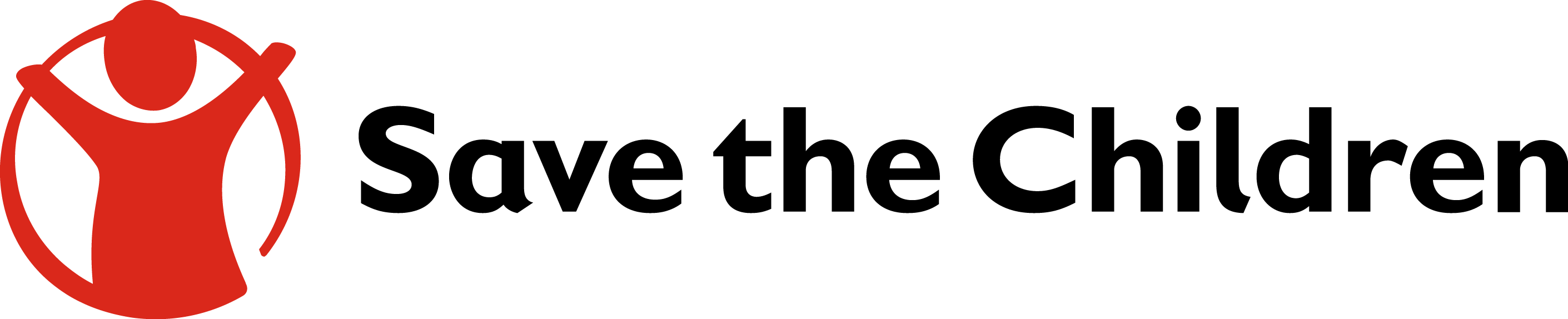 Image save the children logo